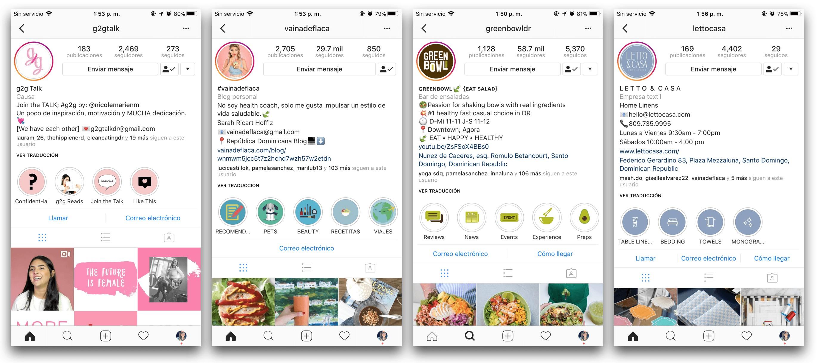 Come mettere storie in primo piano su Instagram 2