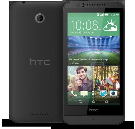 Scarica WhatsApp gratuitamente per HTC Desire 1