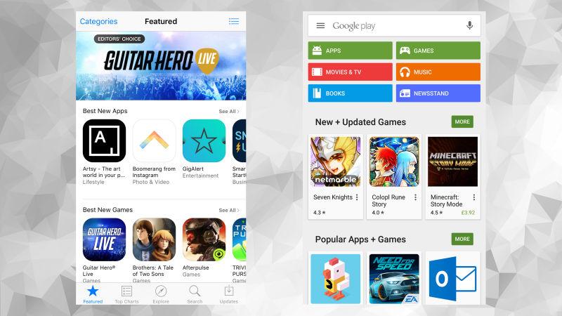 Android N vs iOS 9 - Le principali differenze 1