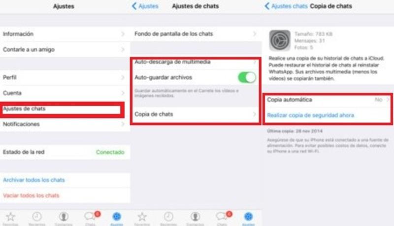 Come effettuare e ripristinare un backup di WhatsApp Messenger? Guida passo passo 5