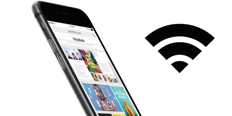 Non riesco a connettere iPhone / iPad a Wifi 1