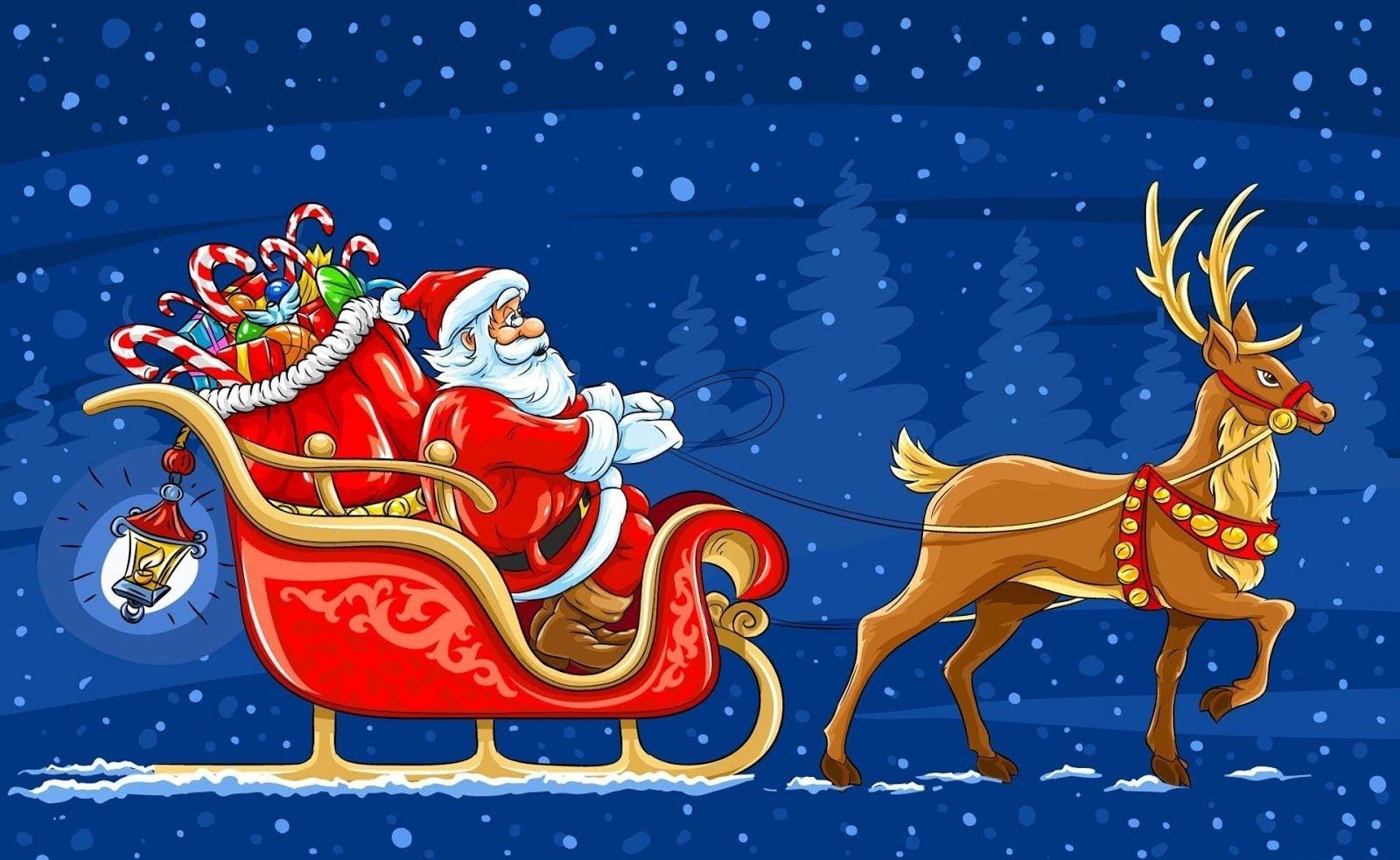 Le domande per chiamare Babbo Natale 1