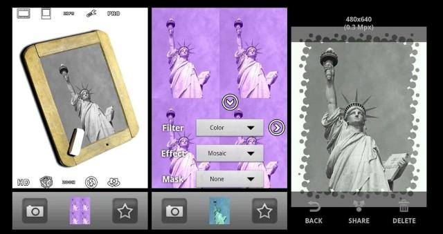Le migliori app per creare immagini divertenti per Android 4