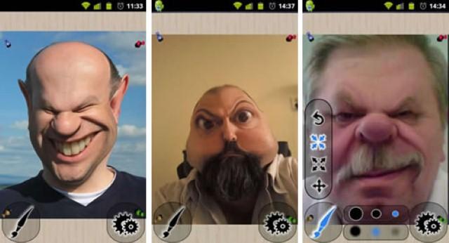 Le migliori app per creare immagini divertenti per Android 1