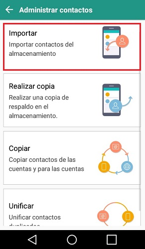 Come passare tutte le informazioni dal tuo vecchio telefono Android al tuo nuovo smartphone Android? Guida passo passo 5