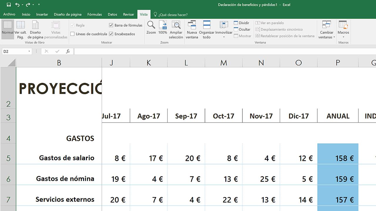 Come proteggere o bloccare le celle in Excel 2