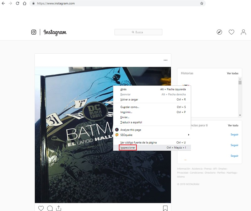 Come caricare foto su Instagram dal tuo PC Windows o computer MacOS? Guida passo passo 1