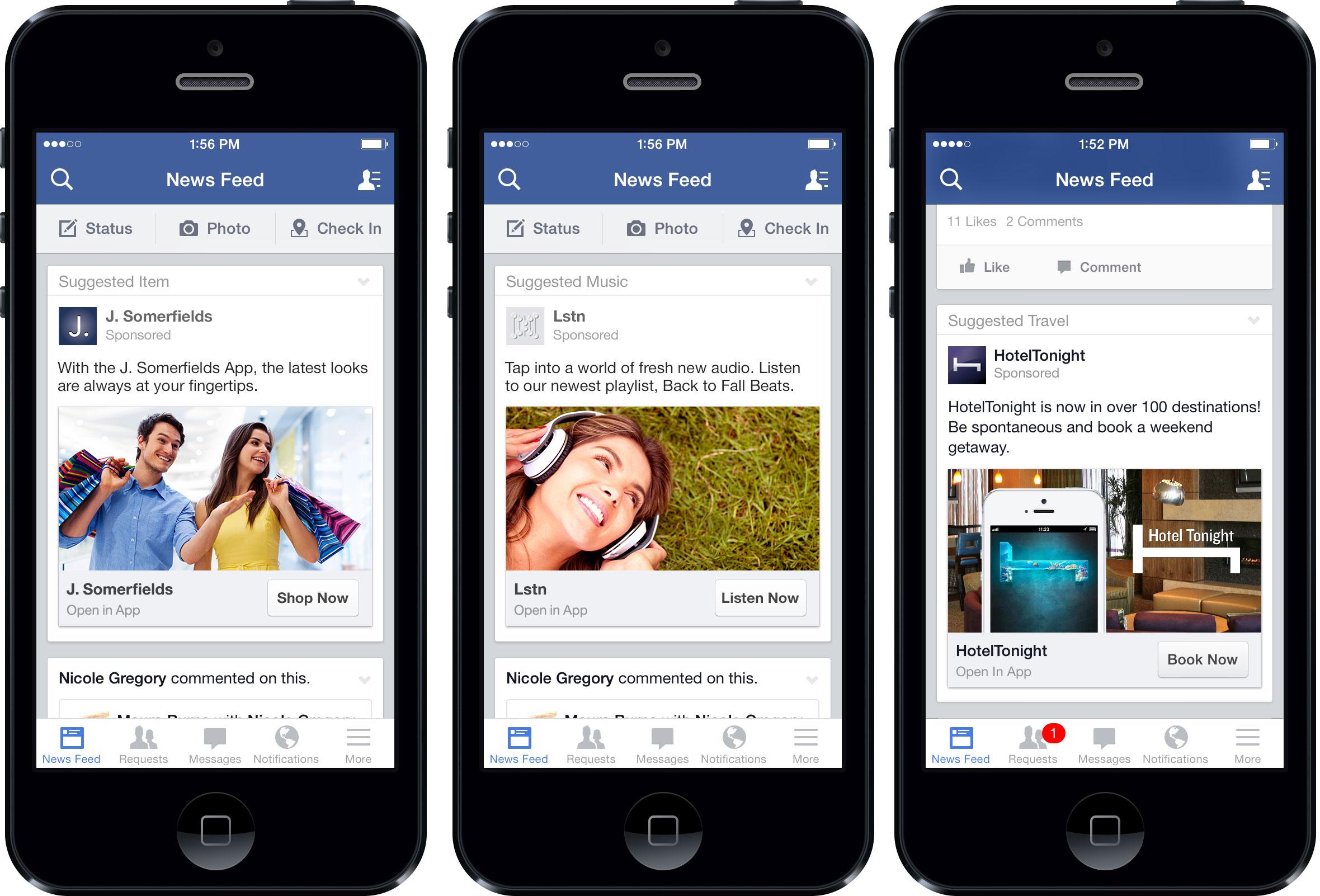 Come creare storie di Facebook? 1