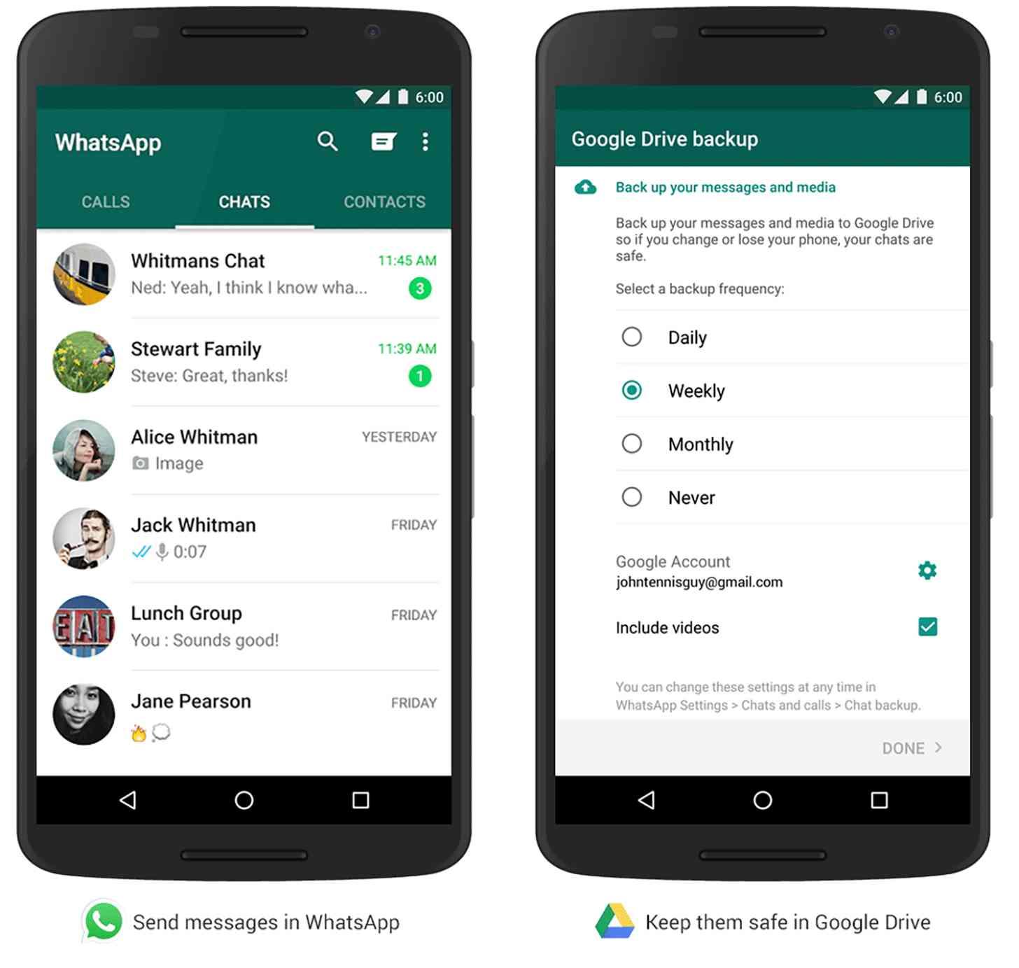 Come scaricare WhatsApp su un cellulare LG senza Android 2