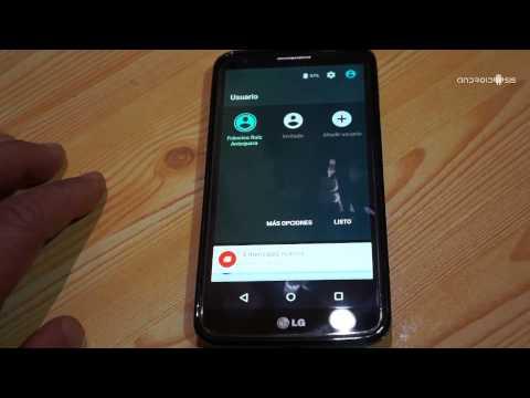 Come rimuovere la modalità ospite su Android 2