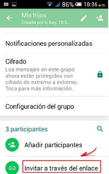 Come aderire ai gruppi di WhatsApp Messenger? Guida passo passo 3