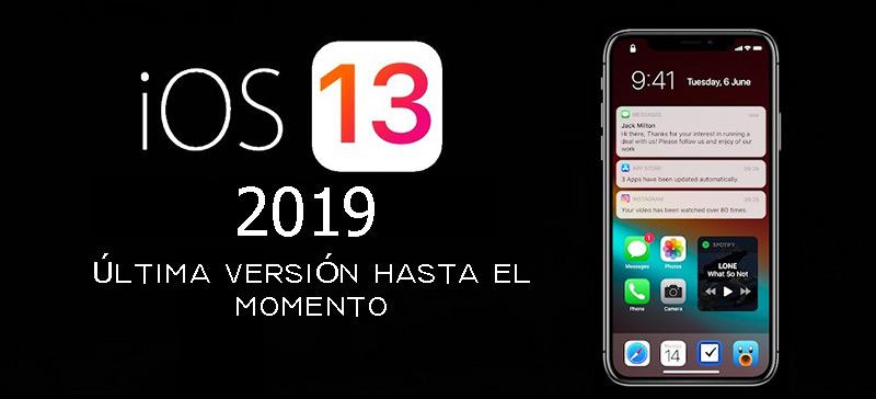 Quali e quante versioni del sistema operativo Apple iOS sono disponibili fino ad oggi? Elenco 2019 2