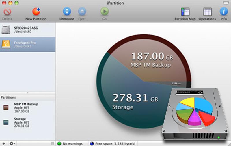 Quali sono i migliori programmi per creare e gestire partizioni del disco rigido su Windows e Mac? Elenco 2019 5