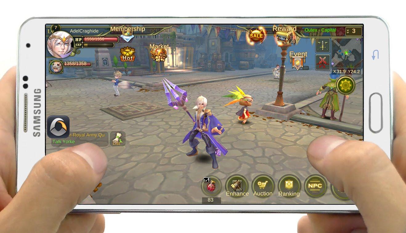 I migliori giochi di ruolo per Android che non richiedono Internet 1
