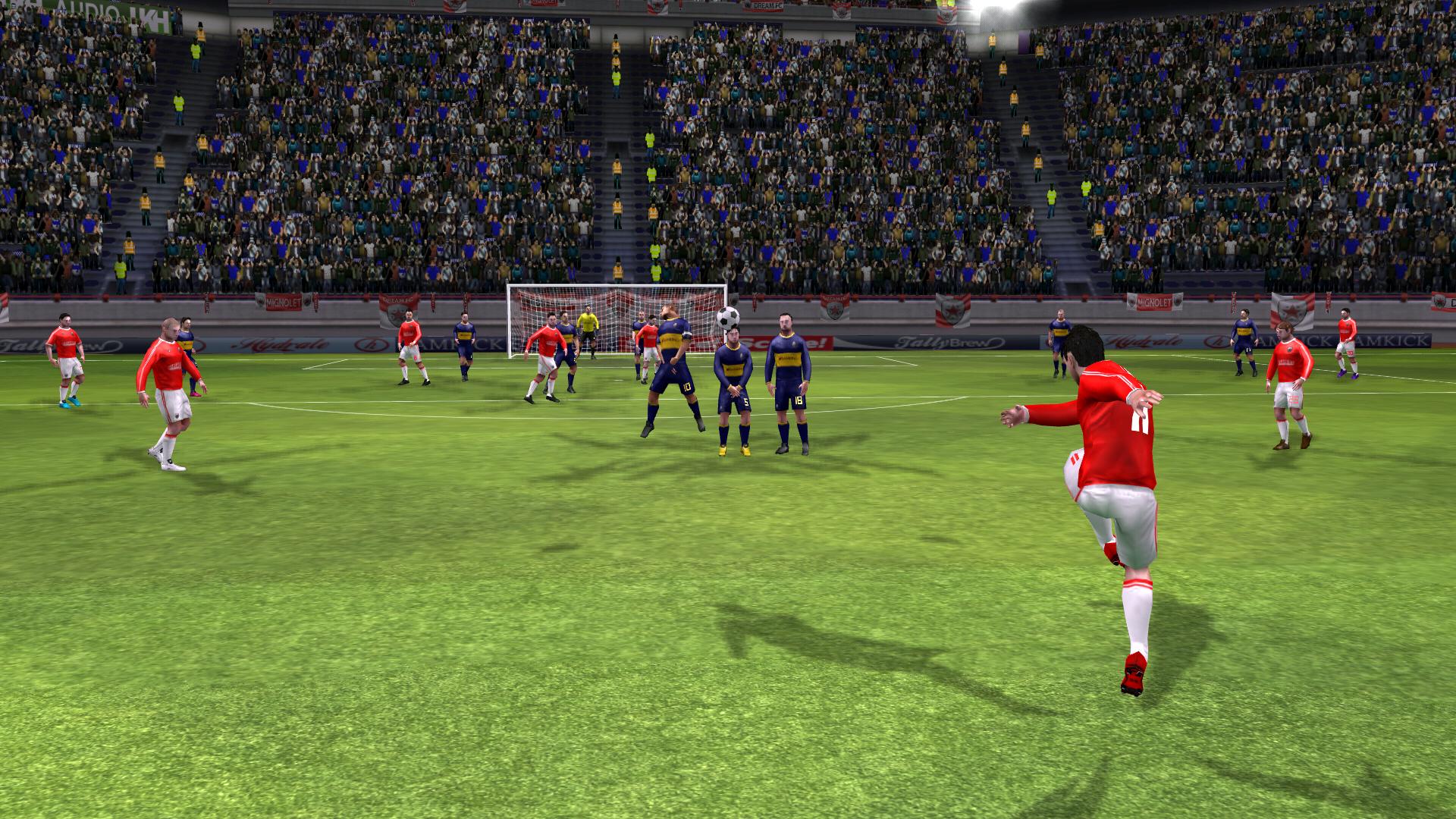 Diventa il migliore nei giochi di calcio 3