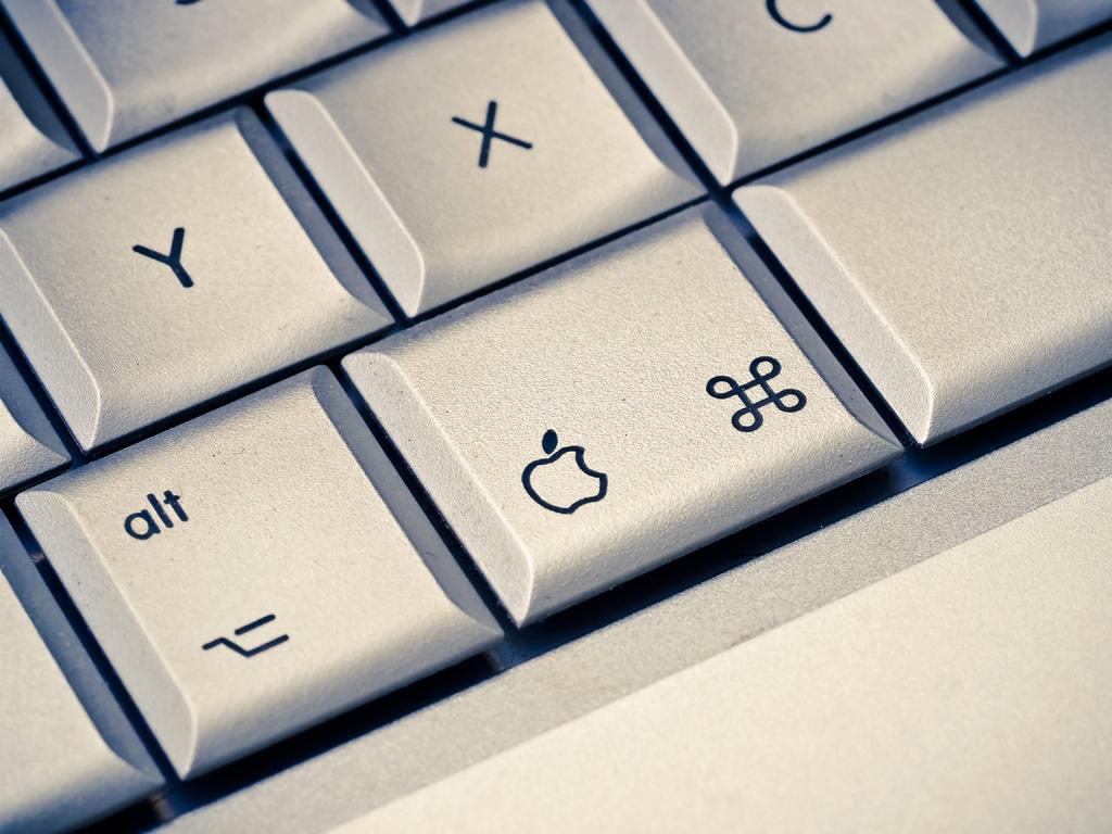Come digitare accenti e dieresi su un MacBook inglese o una tastiera iMac? 1