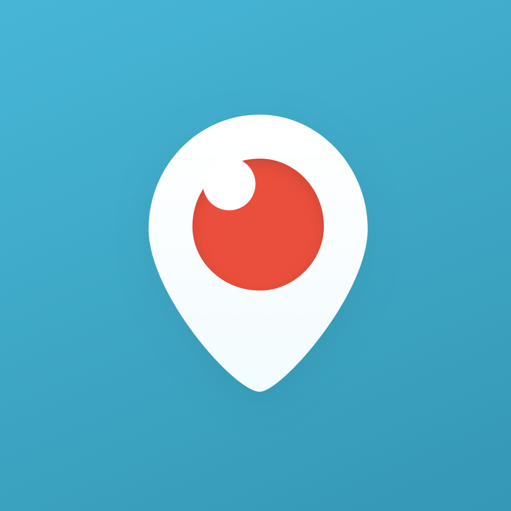 Come registrarsi in Periscope 1
