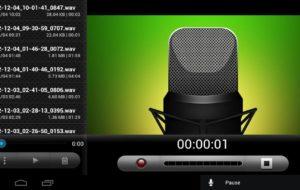 Le migliori app per registrare la voce su Android 4
