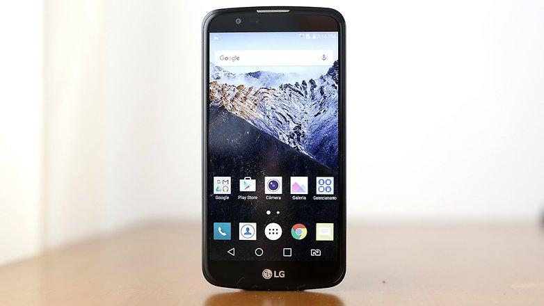 Confronto tra LG K8 e LG K10 2