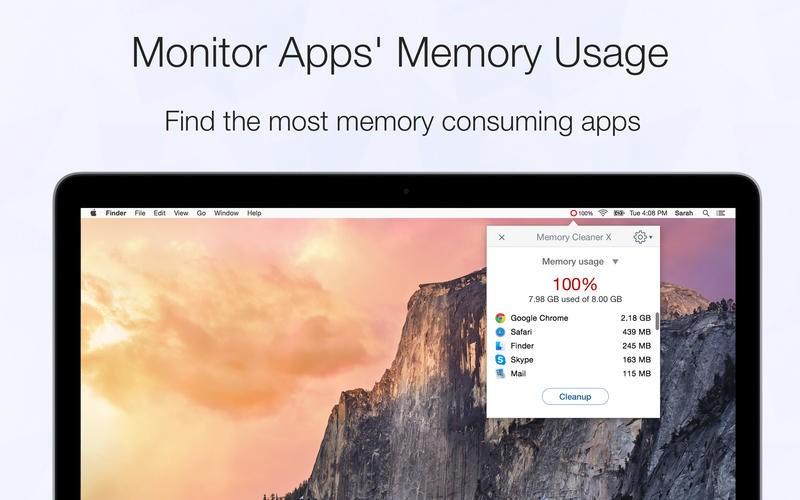 Il miglior pulitore RAM per Windows, Mac OS X e Android 3