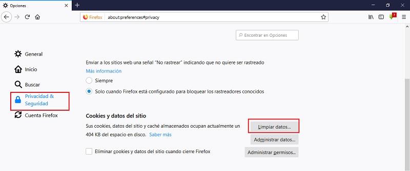 """Come si corregge l'errore """"La connessione non è privata"""" in Mozilla Firefox? Guida passo passo 4"""
