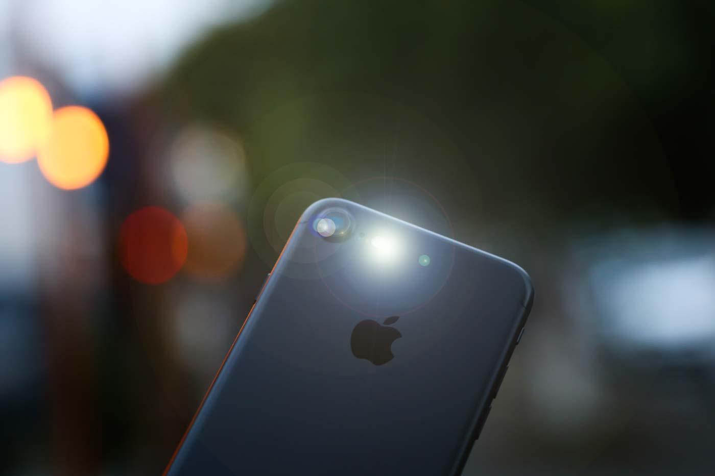 I metodi più semplici per spegnere la torcia dell'iPhone 2