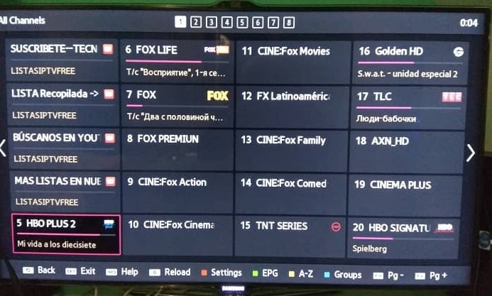 Come configurare Smart IPTV su qualsiasi TV per guardare gli elenchi m3u? Guida passo passo 5