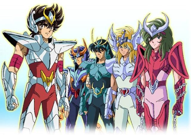 Knights of the Zodiac, un anime che dovresti conoscere 1