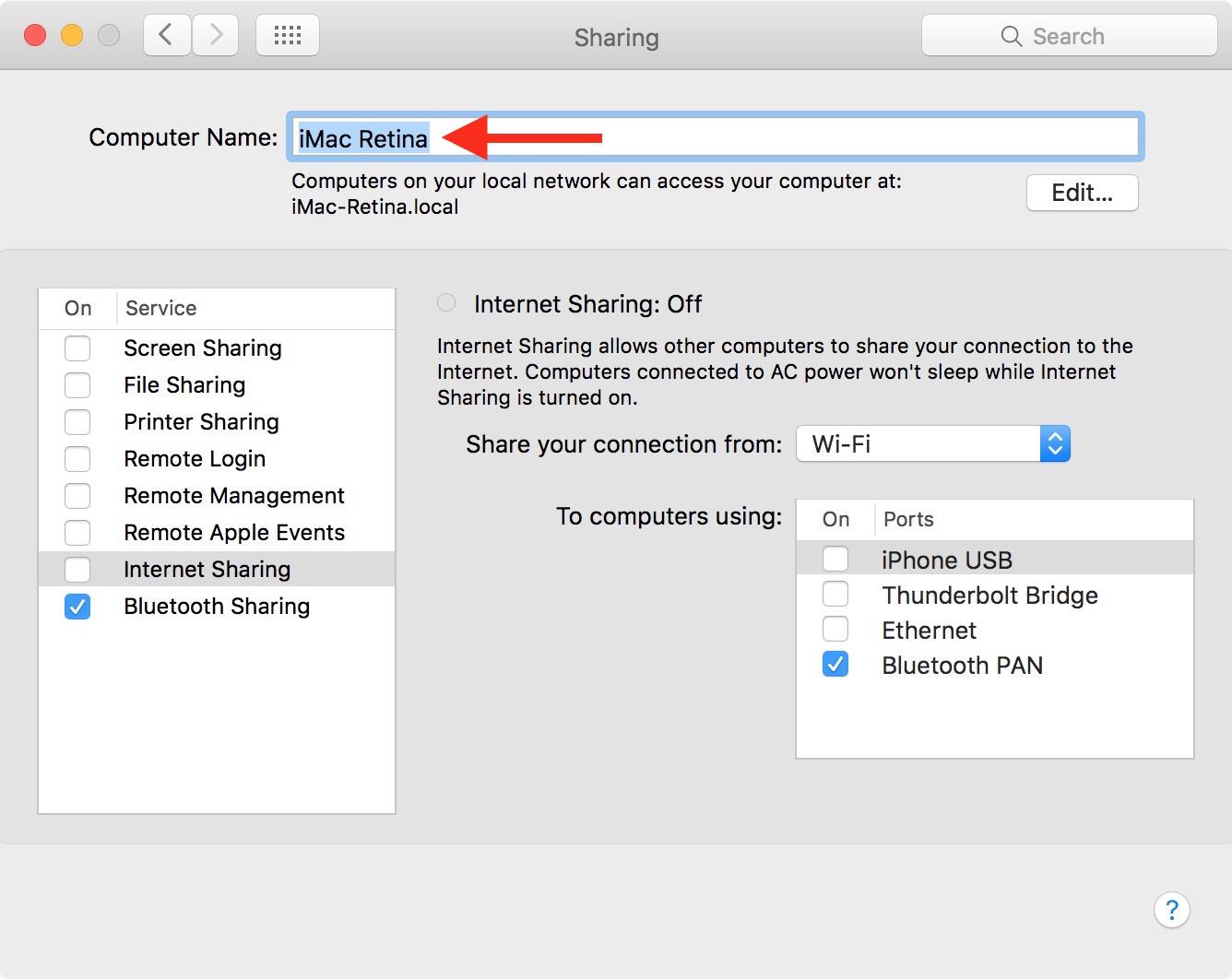Come modificare l'indirizzo MAC di Windows con MAC Changer 1