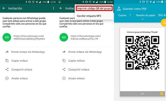 Come aderire ai gruppi di WhatsApp Messenger? Guida passo passo 2