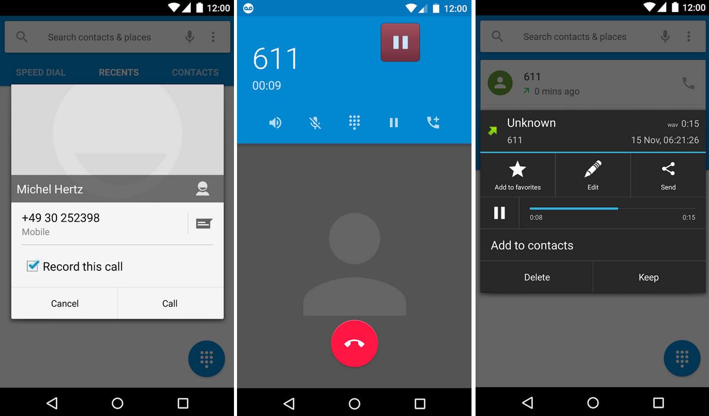Come registrare chiamate e conversazioni di WhatsApp su Android e Iphone [migliore APP] 3