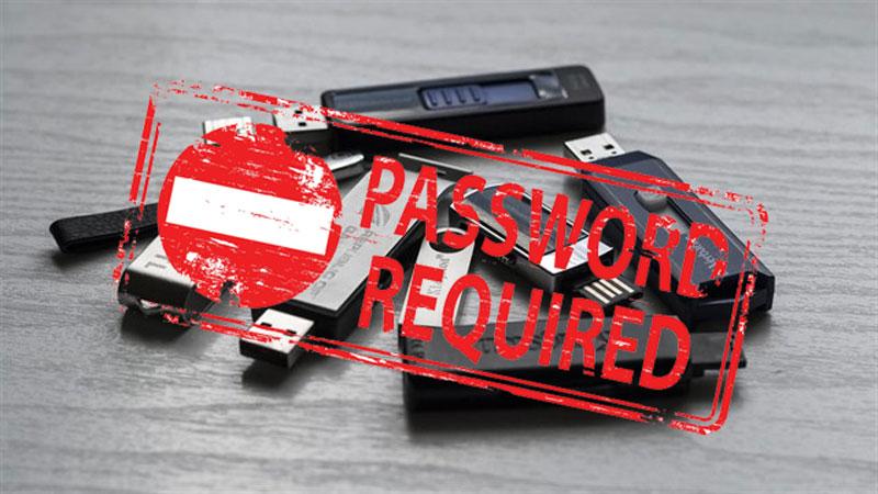 Come mettere una password su una chiavetta USB e crittografare l'unità disco esterna? Guida passo passo 15
