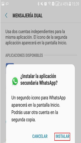 Come avere due account WhatsApp Messenger sullo stesso cellulare Android o iOS? Guida passo passo 4
