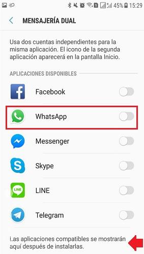 Come avere due account WhatsApp Messenger sullo stesso cellulare Android o iOS? Guida passo passo 3