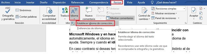 Come cambiare la lingua in Microsoft Word e in tutti i Microsoft Office? Guida passo passo 8