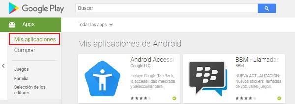 Come posso vedere tutte le mie applicazioni installate su Android? Guida passo passo 3