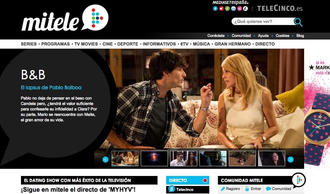 ▷ Come attivare Mitele.es on Demand su Samsung Smart TV ✅ 1