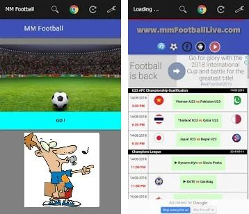 Quali sono le migliori applicazioni per guardare il calcio su iPhone gratuitamente dal vivo e senza tagli? 2019 15