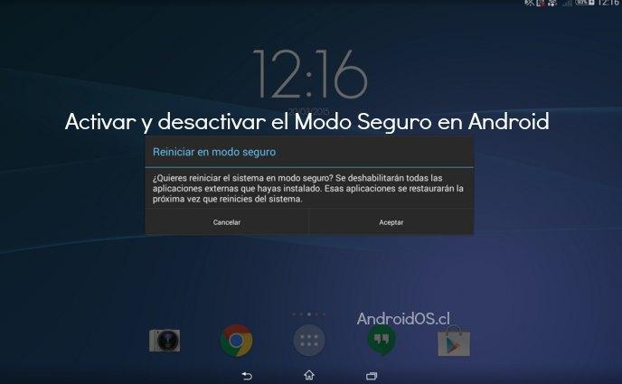Come abilitare e disabilitare la modalità provvisoria su Android [in 1 minuto] 2