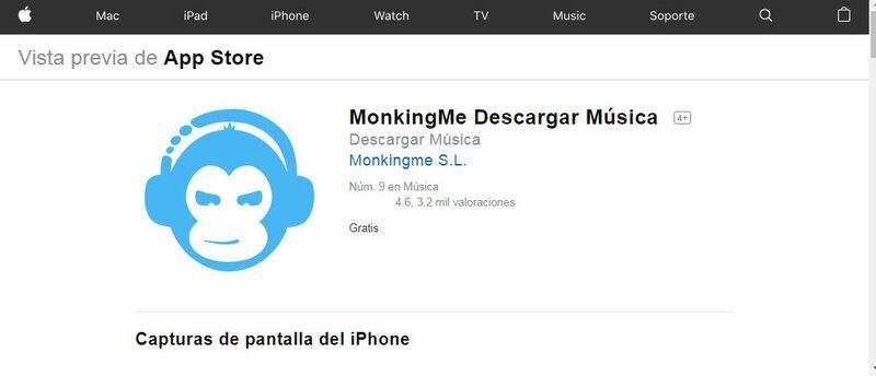 Come scaricare musica gratis per il tuo dispositivo iPhone o iPad legalmente e senza virus? Guida passo passo 4