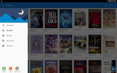 5 app che fungono da lettore epub per Android e iOS 4
