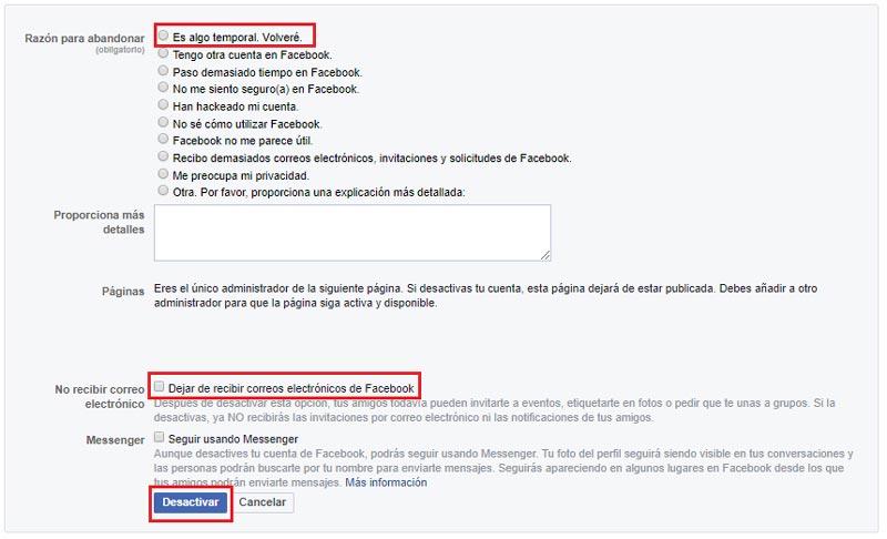 Come eliminare un account Facebook per sempre? Guida passo passo 10