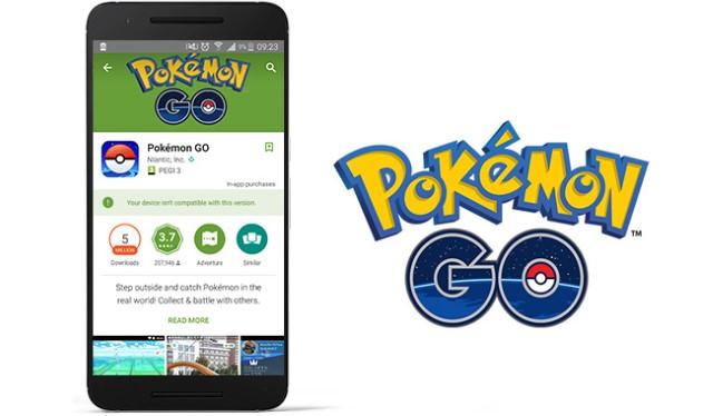 Quali sono i telefoni compatibili con Pokémon Go? 1