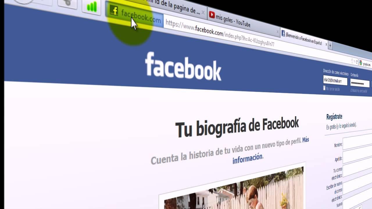 Come accedere facilmente a Facebook 2