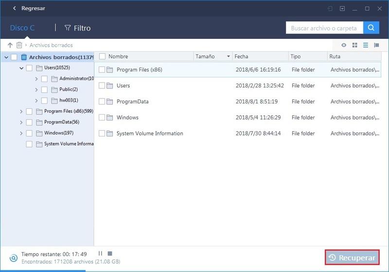 Come riparare un disco rigido esterno danneggiato e recuperare tutte le informazioni all'interno di Windows 10? Guida passo passo 6