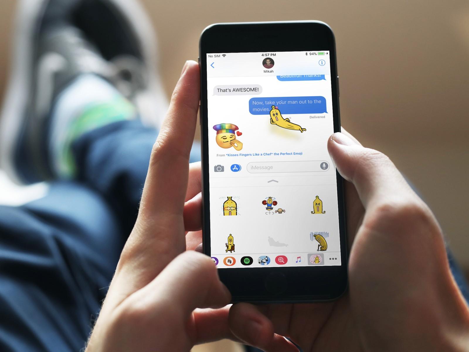 Come attivare e configurare facilmente iMessage sul tuo iPhone Mobile 1