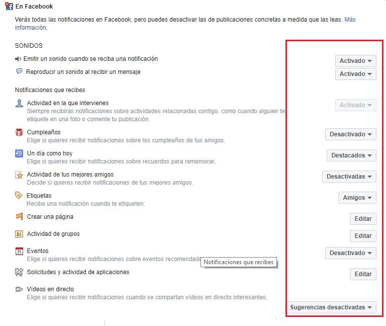 Come configurare Facebook in spagnolo e migliorare la mia privacy sui social network? Guida passo passo 15