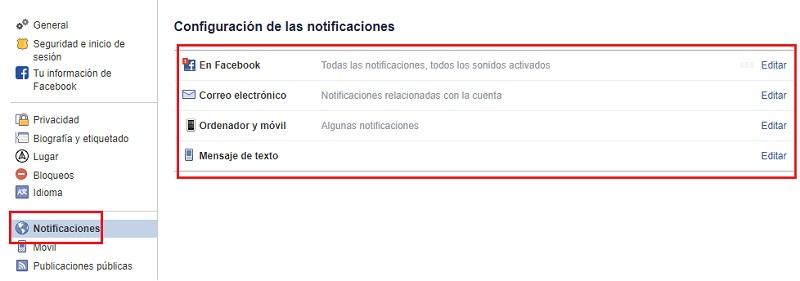 Come configurare Facebook in spagnolo e migliorare la mia privacy sui social network? Guida passo passo 14
