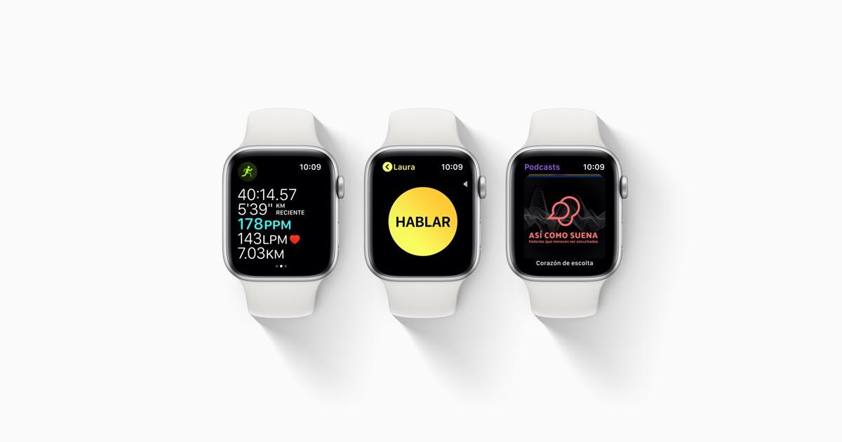 Come utilizzare tutto ciò che c'è di nuovo in Watch OS 5 su Apple Watch 1