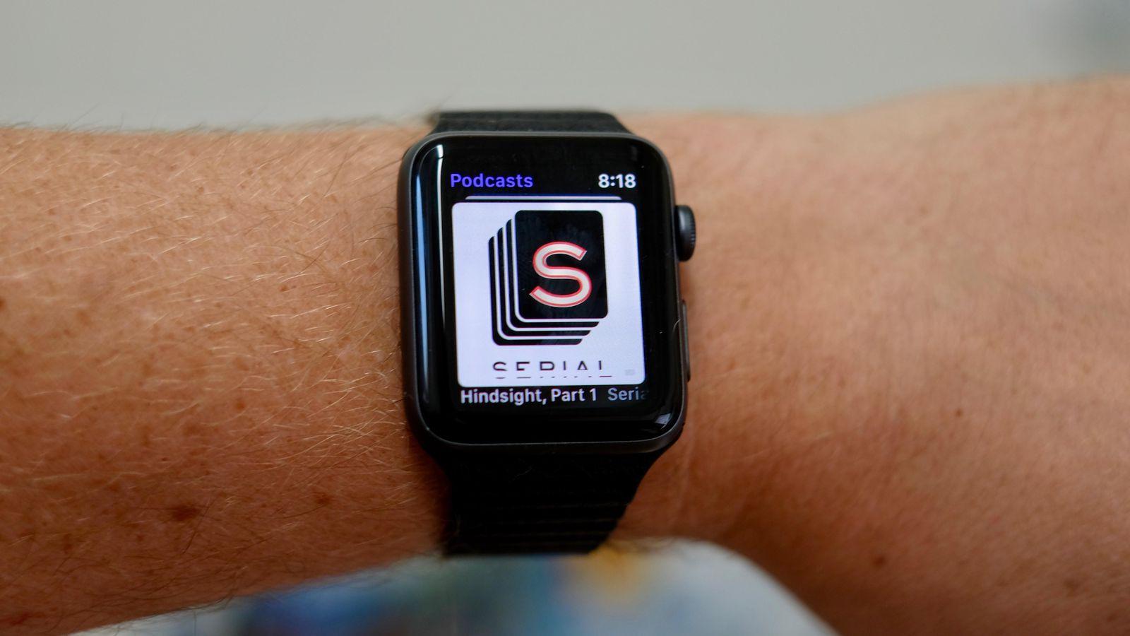 Come utilizzare tutto ciò che c'è di nuovo in Watch OS 5 su Apple Watch 2
